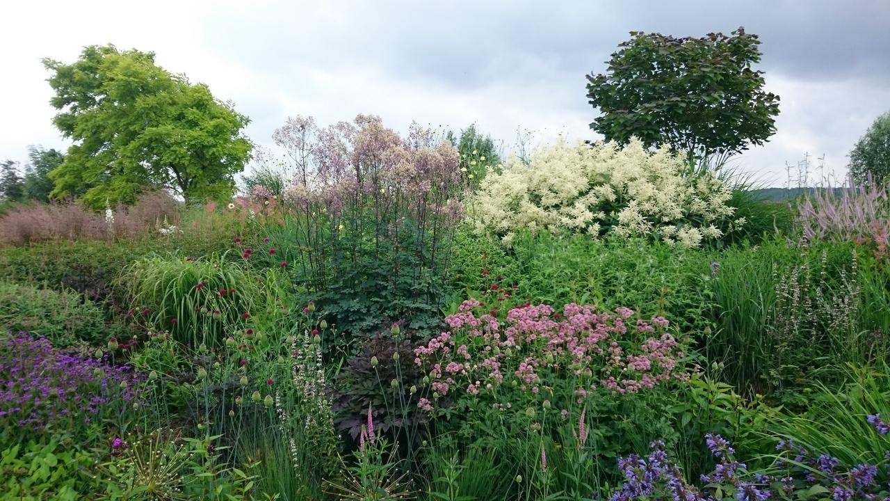 Tuin de Villa Persingen